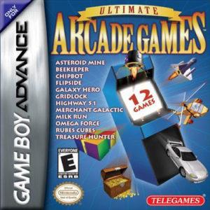 ultimate arcade games
